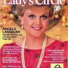 Ladys Circle Magazine Nov 1987 with Angela Lansbury