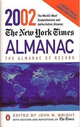 Book: The New York Times 2002 Almanac Of Record 0141002352