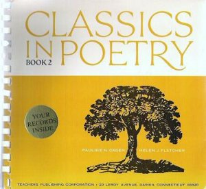 William Warfield Reads Classics in Poetry - Cagen and Fletcher 1967 Book 2