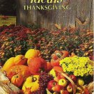 Ideals Thanksgiving 1992 Magazine 0824911032