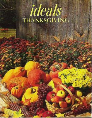 Ideals Thanksgiving 1992 Magazine 0824911032