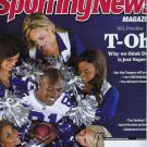 Sporting News Magazine September 30 2008