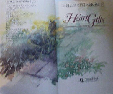 Heart Gifts Poems by Helen Steiner Rice Hardcopy 0800715209