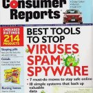 Consumer Reports Magazine Sept 2006 Nursing Homes Cereals Sleeping Pills Spam