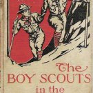 The Boy Scouts in the Saddle by Robert Shaler 1914 Antique Book