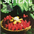 Sphere the World of Fine Food Creative Living Magazine June 1978 - Rare -