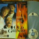 Old Gringo LaserDisc Jane Fonda Gregory Peck 0800101367