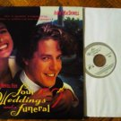Four Weddings and a Funeral Laserdisc 1994 Comedy
