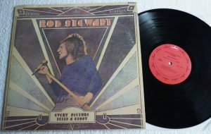 Rod Stewart lp Every Picture Tells a Story SRM-1609