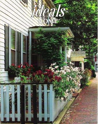 Ideals Home Magazine August 1992 -- 0824911016