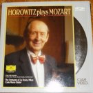 Horowitz Plays Mozart 1989 Laser Disc - Not a dvd - One Owner