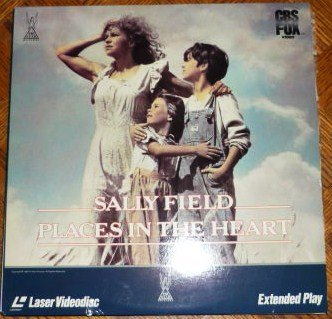 Places in the Heart Laserdisc Sally Field - One Owner