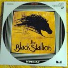 The Black Stallion Laserdisc Francis Ford Coppola 1981