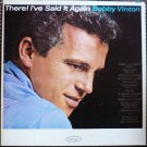 There Ive Said It Again by Bobby Vinton 24081 - lp Record Album One Owner
