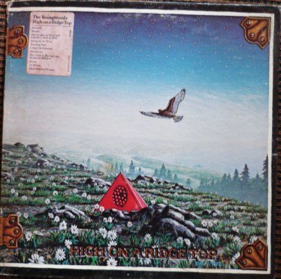 High on a Ridge Top : The Youngbloods Vinyl lp Record One Owner