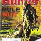 North American Hunter Magazine November 2008 Rule of Rut Election Edition
