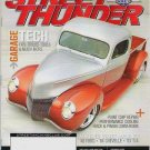 Street Thunder Magazine Nov Dec 2008 No Label Ford Chevelle Garage Tips