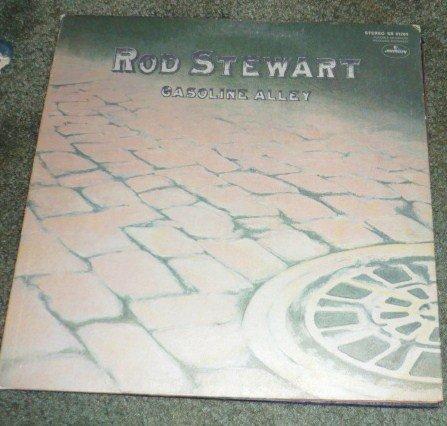 Gasoline Alley by Rod Stewart - Original lp sr 61264 One Owner