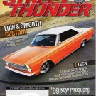 Street Thunder Mag Jan Feb 2009 New Products, Steering Safety