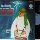 The Voices of Christmas lp The Little Drummer Boy + Custom cs 9 Stereo One Owner