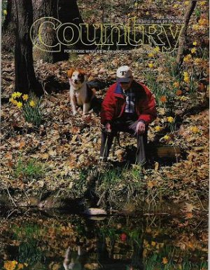 Country Magazine Feb Mar 2001 For Those Who Live or Long For the Country