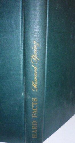 Hard Facts 1944 Vintage Novel by Howard Spring Hardcover