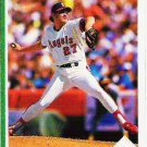 Willie Fraser 1991 Upper Deck Card Number 699