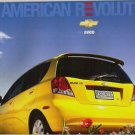 2005 Aveo by Chevrolet Pamphlet / Brochure Original