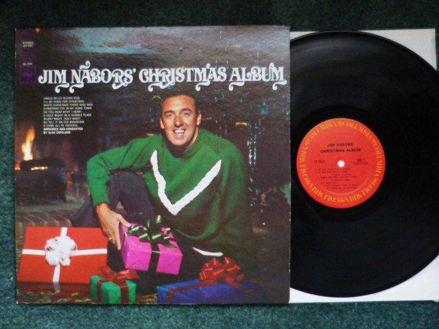 Jim Nabors Christmas Album One Owner 1990 cs 9531