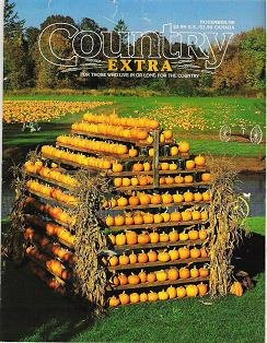 Country Extra Magazine Nov 1998 For Those Who Live or Long for the Country