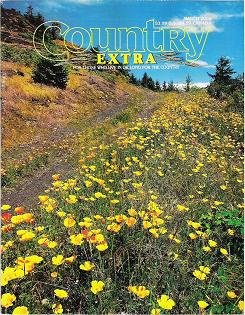 Country Extra Magazine For Those Who Live or Long for the Country March 2002