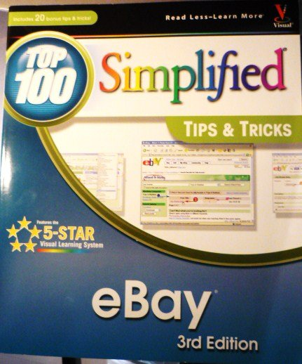 New: eBay - Top 100 Simplified Tips and Tricks 0471933821