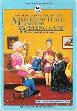 Miss Know it All and the Wishing Lamp - Carol Beach York 0553155369