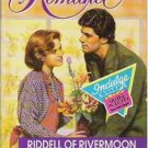 Riddell of Rivermoon by Miriam MacGregor - Harlequin Romance 0373030223