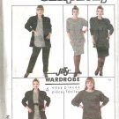 Simplicity Pattern 8450 Jiffy Wardrobe - Uncut - Sz 22w 24w 26w