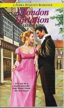 A London Flirtation - Valerie King 0821765353