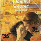 A Rooted Sorrow - Nicola West Harlequin 1st Edition 0373027184