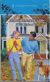 Foreign Affair - Romance Novel by Eva Rutland 0373032838