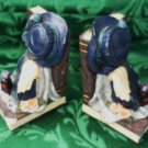 Vintage Look Bookends 1940s Style Elegant and Feminine