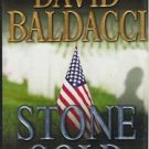Stone Cold - David Baldacci HardCover 0446577391
