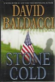 Stone Cold - David Baldacci HardCover 0446577391