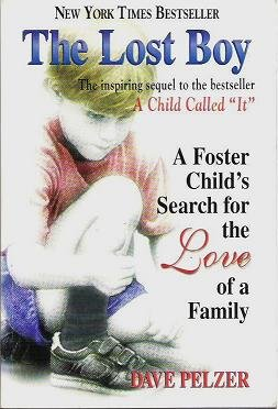 Lot 5 DAVE PELZER Child Called It LOST BOY Privilege Youth MAN NAMED DAVE Help