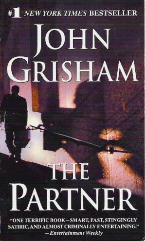 The Partner - John Grisham Paperback Like New 0440224764