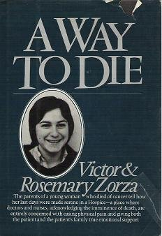 A Way to Die - Victor and Rosemary Zorza 0394504151
