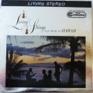 Living Strings Play Music of Hawaii 1961 lp cas 661 One Owner