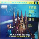 Wayne King in Hi Fi lp dl 78751 1960s
