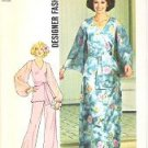 Vintage Simplicity 7259 Designer Fashion Sz 12 Pattern UNCUT