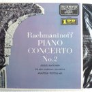 Julius Katchen New Symphony Orchestra lp B 19009 Rachmaninoff Concerto No 2