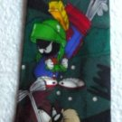Looney Tunes Necktie Taz Martian Bugs Coyotte Golfing 1995 Silk Tie