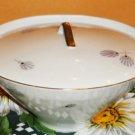 Eberthal Porcelain Vegetable Serving Bowl of Bavaria W Germany 1950s